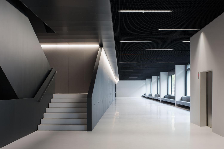 Architekten Chemnitz institutsgebäude tu chemnitz burger rudacs architekten