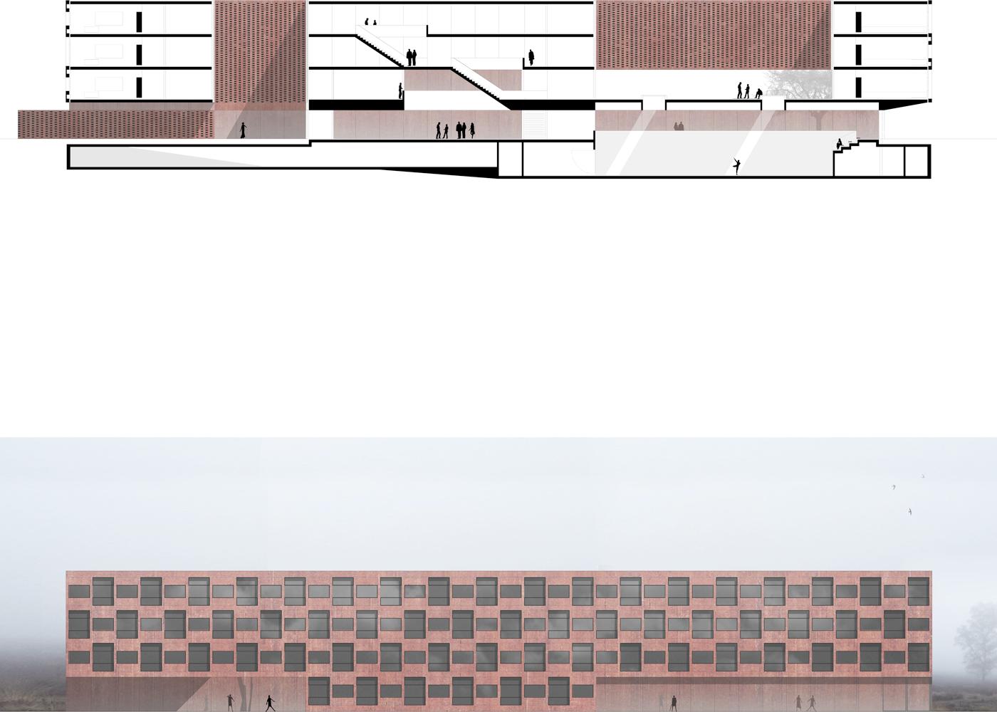fos bos nordhaide m nchen burger rudacs architekten. Black Bedroom Furniture Sets. Home Design Ideas